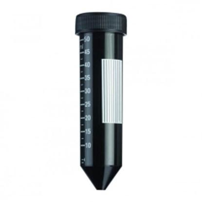 Slika Centrifuge tubes, black, PP, sterile